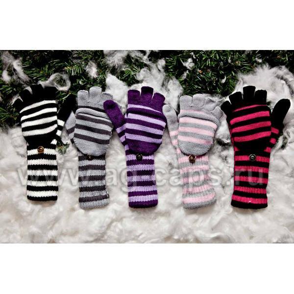 Перчатки детские MARGOT BIS-FLOP (одинарная вязка)