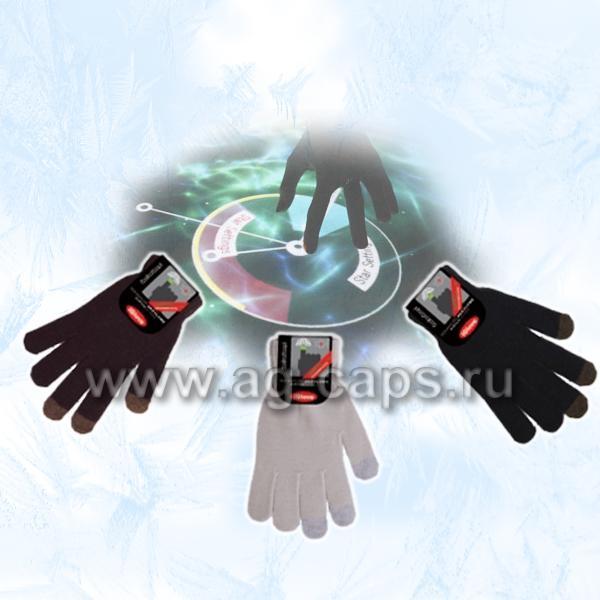 Перчатки детские YO! R-208 iGloves [22] (одинарные)