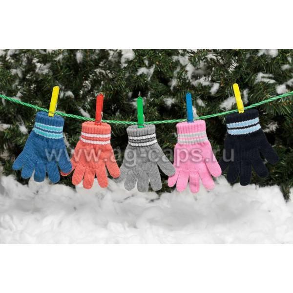 Перчатки детские MARGOT BIS-WALLE (одинарные)