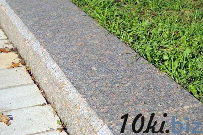 Бордюры гранитные купить в Житомире - Бордюрные камни
