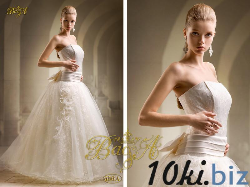 Модель 556А Свадебные платья в России