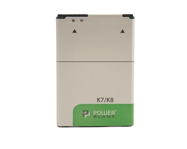 Аккумулятор PowerPlant LG K7/K8 (BL-46ZH) 2125mAh