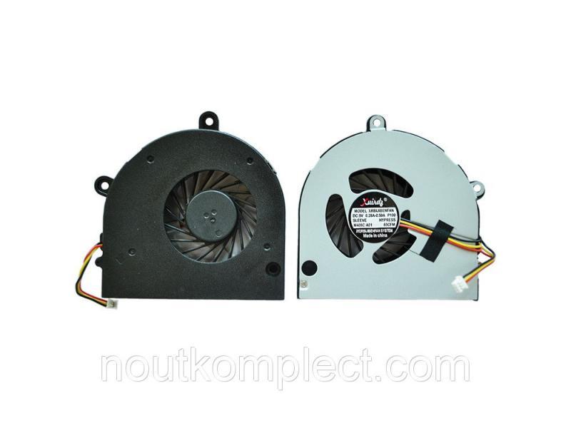 Вентилятор Acer Aspire 5251 5551 5552 5740 5741 Toshiba Satellite C660 A660 P750 P755 OEM 3pin