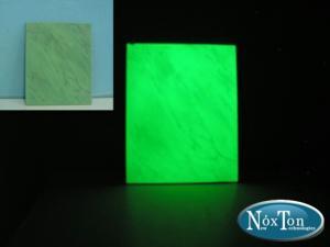 Фото Светящийся порошок (люминофор) ТАТ 33 Базовый зеленый светящийся порошок ТАТ 33