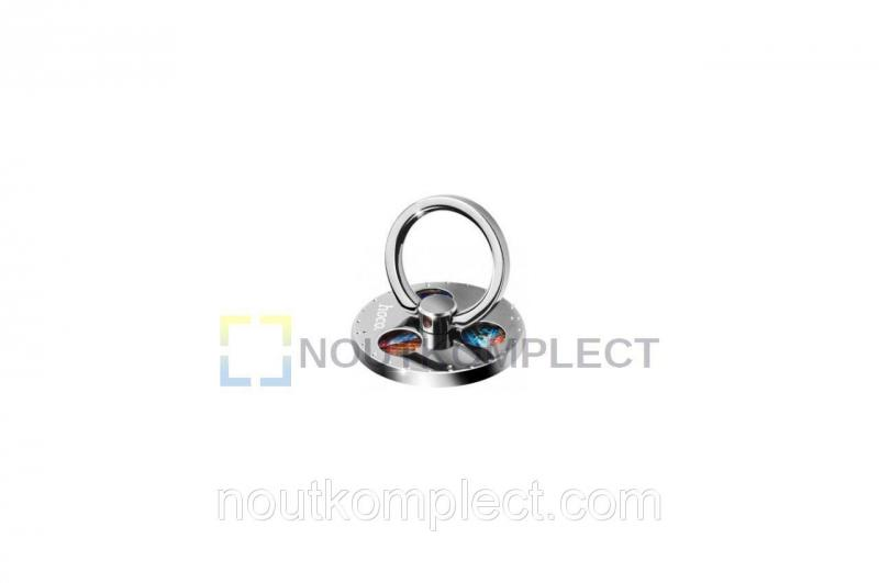 Держатель-кольцо Hoco - PH4 Silver