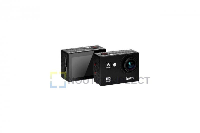 Экшн камера Hoco - D2 1080P Black
