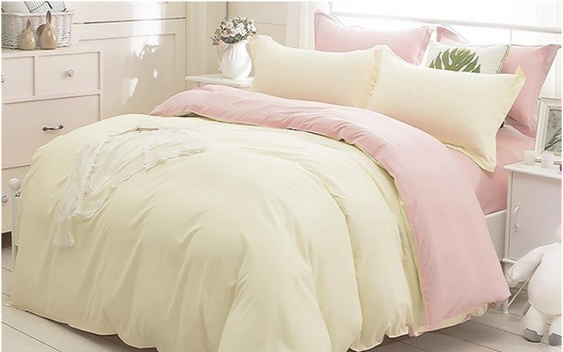 Фото ПОСТЕЛЬНОЕ БЕЛЬЕ, лён натуральный Комплект льняного постельного белья