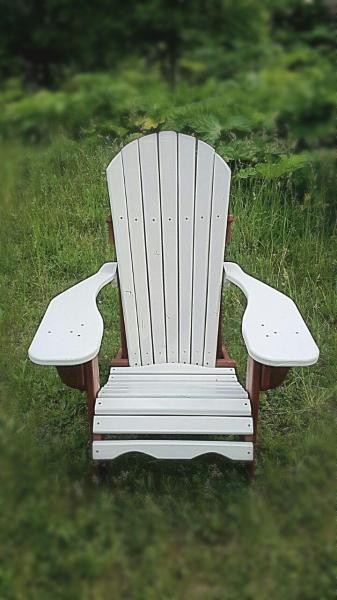 Кресло садовое Адирондак роскладное
