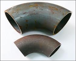 Фото Фитинг стальной Отвод стальной 27