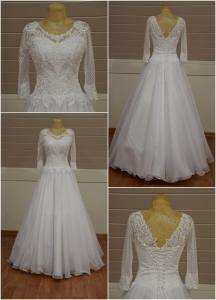 Фото Свадебные платья Аврора шифон
