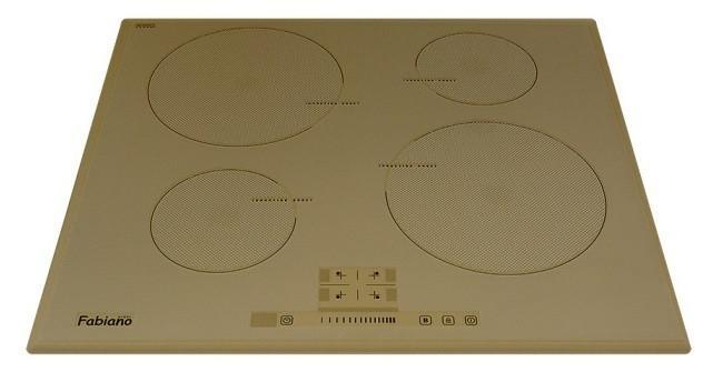 Fabiano Варочная поверхность индукционная Fabiano FHI 19-44 VTC Lux Gold