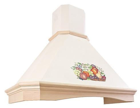 Fabiano Вытяжка кухонная купольная Fabiano Mimosa 90 Ivory