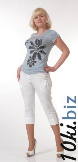 Бермуды - 0227-Е Капри бриджи шорты женские в Москве