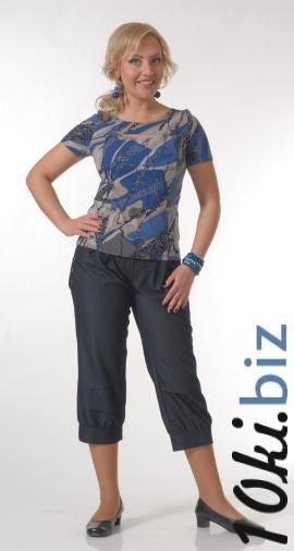 Бермуды - 0292-П Капри бриджи шорты женские в Москве