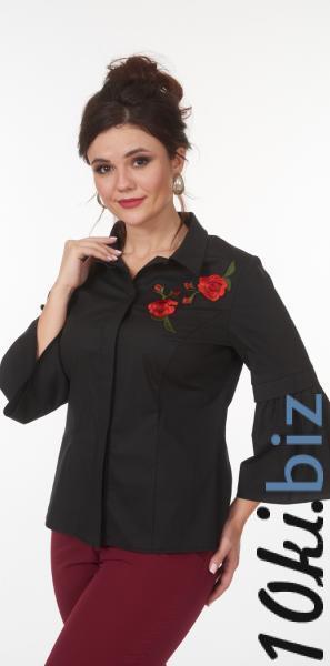 Блузка - 01049 Блузки и туники женские в Москве