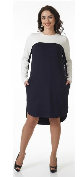 Платье-туник - 0723