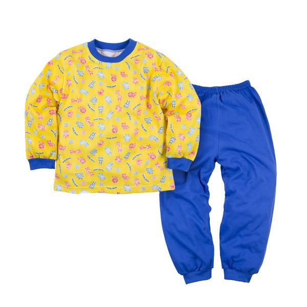 Пижама джемпер и брюки для мальчика