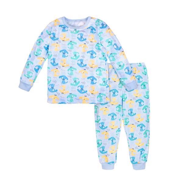 Пижама джемпер+брюки для мальчика