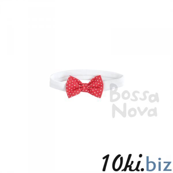 Повязка с бантиком для девочки Повязки на голову для девочек в Москве