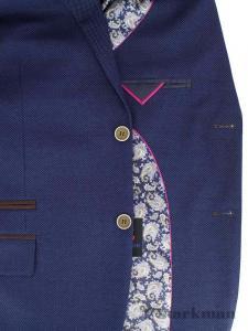 Фото Мужская одежда оптом, Пиджаки приталенные Каталог Пиджак 116  от магазина Starkman