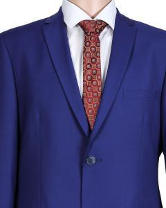 Фото Мужская одежда оптом, Костюмы приталенные Костюм yf 4375