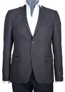 Фото Мужская одежда оптом, Пиджаки приталенные Каталог Пиджак JS 13570 от магазина Starkman