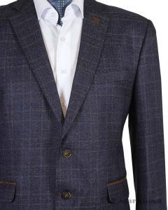 Фото Мужская одежда оптом, Пиджаки классика Пиджак классика JSP 23329
