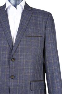 Фото Мужская одежда оптом, Пиджаки классика Каталог Пиджак 906 от магазина Starkman