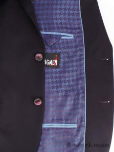 Фото Мужская одежда оптом, Костюмы приталенные Костюм приталенный Pacific