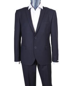 Фото Мужская одежда оптом, Костюмы приталенные Костюм приталенный YF 4830