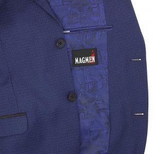 Фото Мужская одежда оптом, Пиджаки приталенные Каталог Пиджак js12757 от магазина Starkman