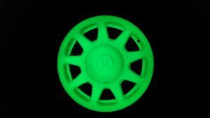 Фото Светящаяся краска Нокстон Светящаяся в темноте краска для металла серии Ultra