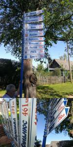 Нулевой километр указатель городоу