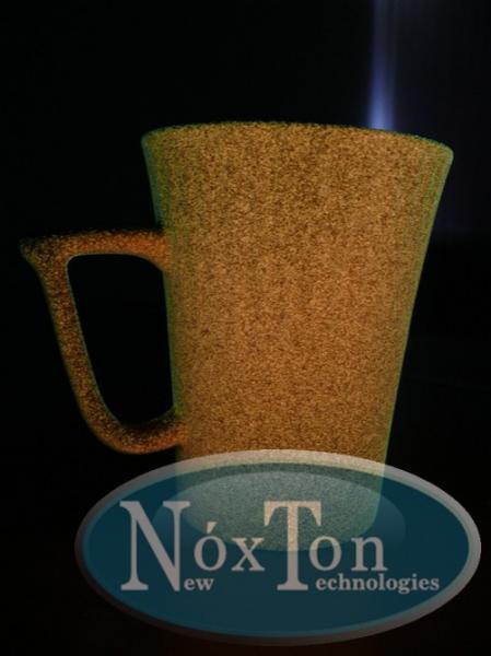 Светящаяся краска для стекла Noxton