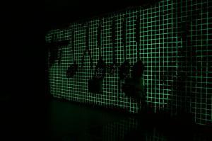 Фото Светящаяся краска Нокстон Светящаяся краска для внутренних работ