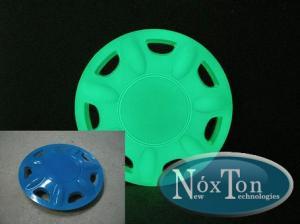 Фото Светящаяся краска Нокстон Светящаяся краска для пластика
