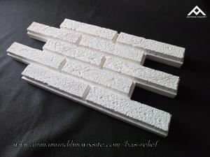 Фото  3D панели гипсовые