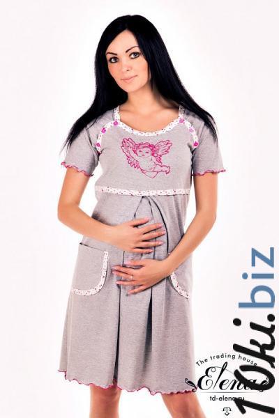 Туника (х/б) % Блузки и туники для беременных и кормящих в Москве