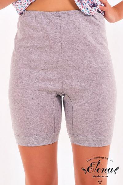 Панталоны удлинен. с начесом