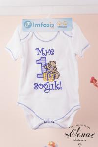 Фото Одежда для детей ясельного возраста, Песочник, боди Боди (интер)