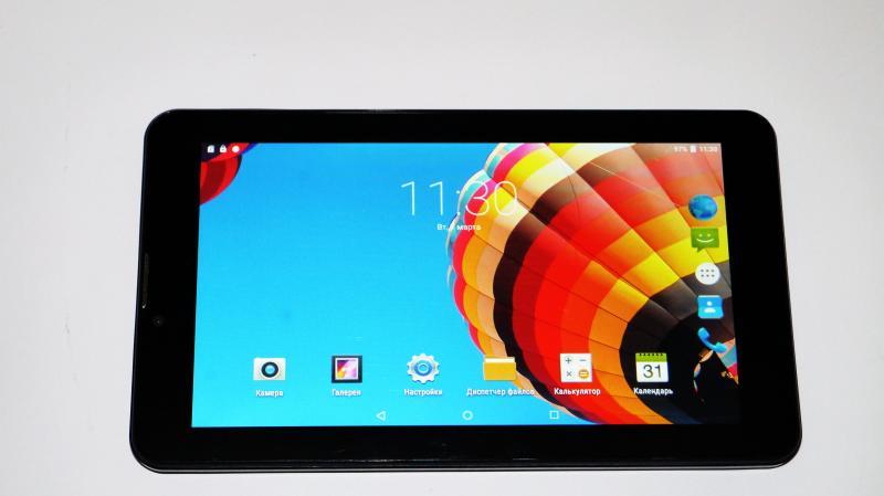 "7"" Планшет-навигатор-телефон Samsung Z30 2Sim 3G 1Гб/16Гб"