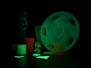 Фото Светящаяся краска Нокстон Самосветящаяся краска для сувениров Noxton