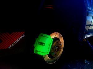 Фото Светящаяся краска Нокстон Термостойкая светящаяся краска Noxton (универсальная)