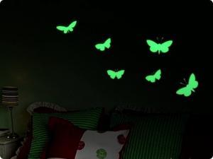Фото Светящаяся краска Нокстон Светонакопительная краска для интерьера Eco