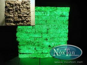 Фото Светящаяся краска Нокстон Светонакопительная краска Exterior Eco