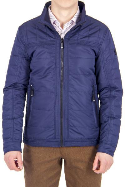 12.01-GMF-G1912-2 куртка дем т.синяя