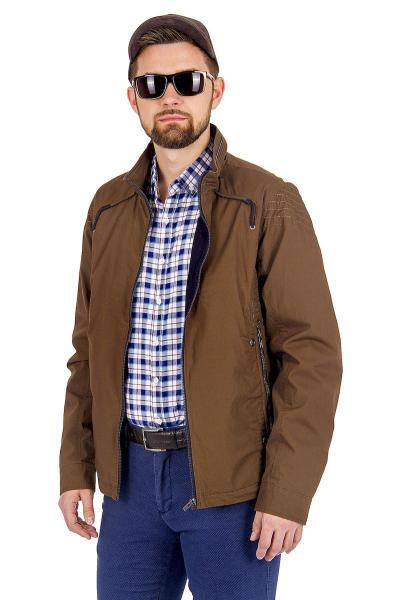 12.03-GMF-G1852-3 куртка лето коричневая