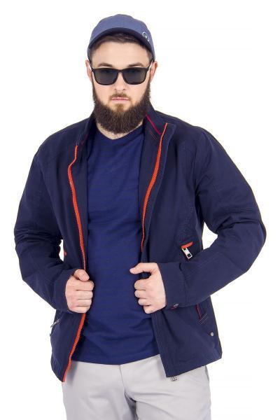 12.03-GMF-G5544-2 куртка лето тёмно-синяя