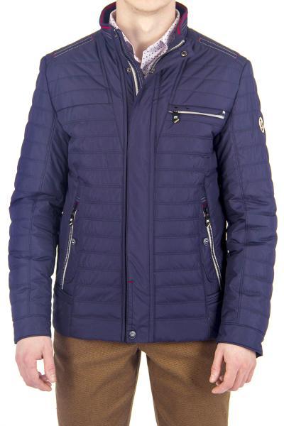 1.01-SAZ-BM8906-31 куртка дем т.синяя
