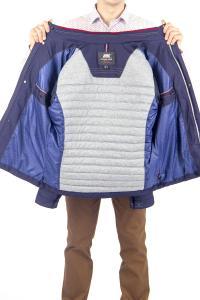 Фото Мужская одежда, куртка демис 1.01-SAZ-BM8906-31 куртка дем т.синяя